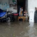 门口低洼雨天积水对住宅风水不利