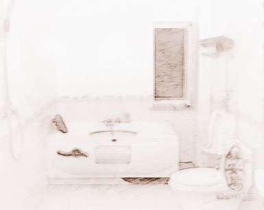 洗手间风水禁忌