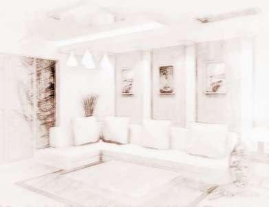 客厅装饰画风水有哪些布局