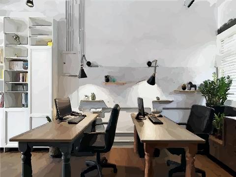风水方位图:厨房、办公室、住宅、家居风水方位等介绍