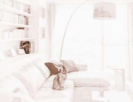 客厅沙发背景画风水