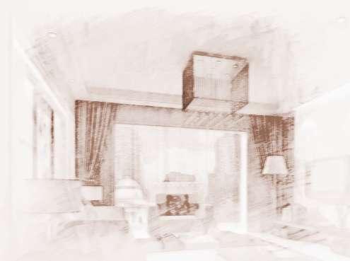 屏风隔断注意事项:1,客厅屏风的间隔应以通透为主;2