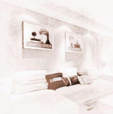 客厅装饰风水画讲究