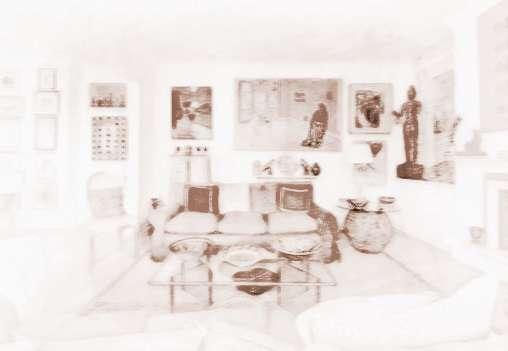 家居风水客厅布置的原则图片