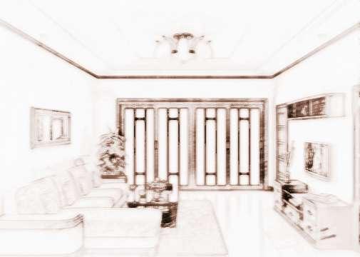 怎样选择客厅挂画龙8国际官方网站图解