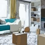 客廳墻壁釘釘子會帶來什么樣的風水影響