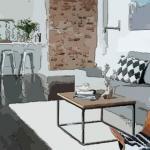 客廳沙發靠陽臺門風水好嗎