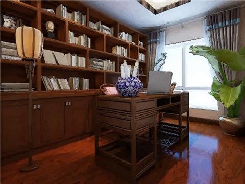 书房的窗户风水不好,将影响事业发展