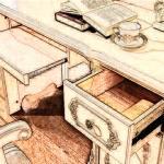 书桌冲门指大门还是房间门 对风水有何影响