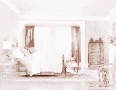 卧室壁纸颜色的风水讲究