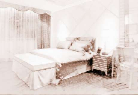 臥室旺財風水怎么布局