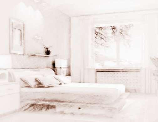 卧室中风水布局的讲究