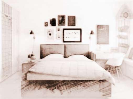 【未婚男女共同买房】未婚男女招桃花的卧室风水布局