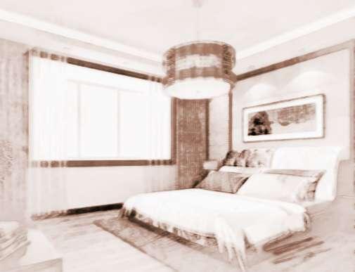 【圆弧形阳台设计】圆弧形卧室风水的布置有何讲究