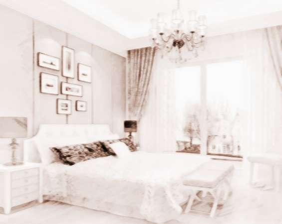 【卧室图片】卧室中出现这些物品会破坏风水