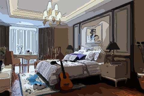 教你正确布置舒适安宁的卧室风水