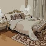 臥室風水布置技巧 做好功能分區輕松擁有好風水