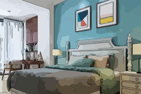 卧室背景墙风水有啥讲究 这些重点你要知道