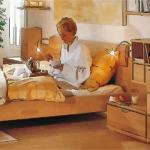 合理布置老人臥室 讓老人健康長壽