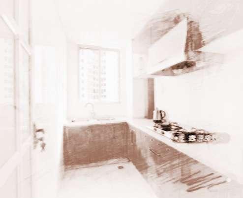 家居厨房装修风水禁忌