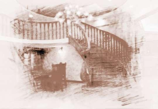 """7,楼梯不可将其设置在住宅的中心。因为房子的中央被称作为""""穴 眼"""",是""""气""""的凝结点,如果把楼梯设置在屋子中央,则显得""""喧宾夺主"""",楼梯用来走人,人上上下下,令这个地方喧闹不宁,不仅浪费了""""穴眼""""这一宝贵地带,而且带有""""践踏""""的不敬意味,自然不会给房屋主人带来吉祥好运。如何装修改良呢?"""