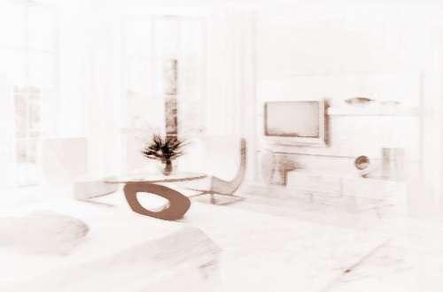 客厅冰箱装饰品图片
