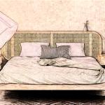 横梁压床对风水运势有何影响