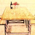 进门见餐桌怎么装修可以改善室内风水