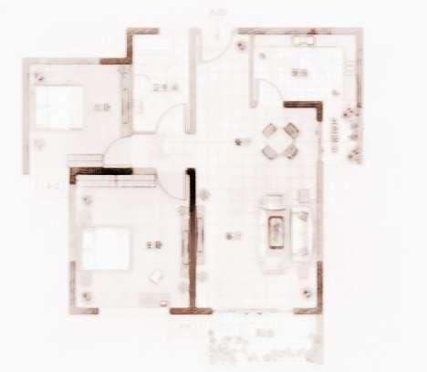 东北房子内部结构图