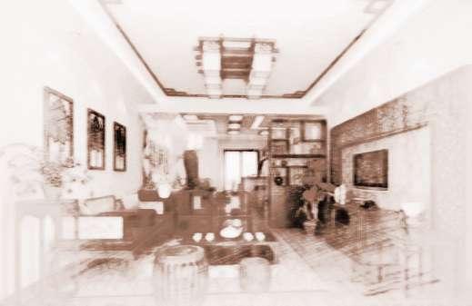 楼房室内门装修图片