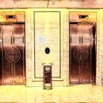 大门正对电梯门有什么不好