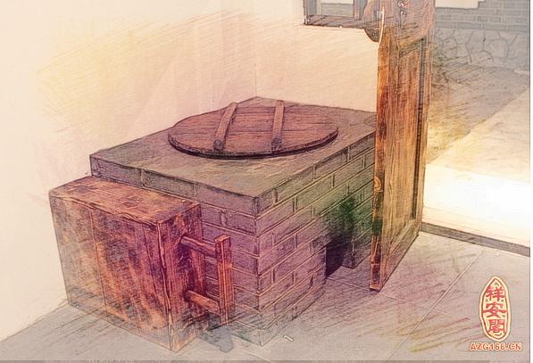 自建厨房灶台图设计图