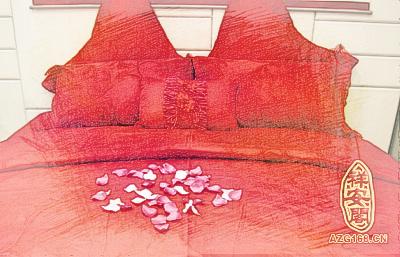结婚铺床习俗文化