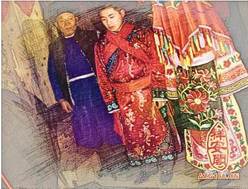 盘点羌族结婚习俗