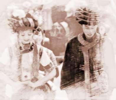 傣族结婚习俗有哪些