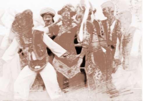 【傣族舞蹈】傣族的婚俗习惯独特吗