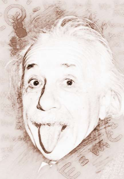 爱因斯坦数学考一分_爱因斯坦数学真的很差吗