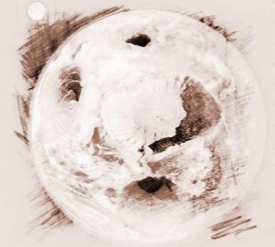 【地球空心被证实2016】地球空心说法被证实了吗