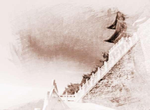 天宁寺塔 在安阳市区西北隅