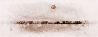 传说:三潭如何印明月