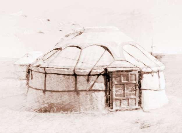 蒙古族民居特点