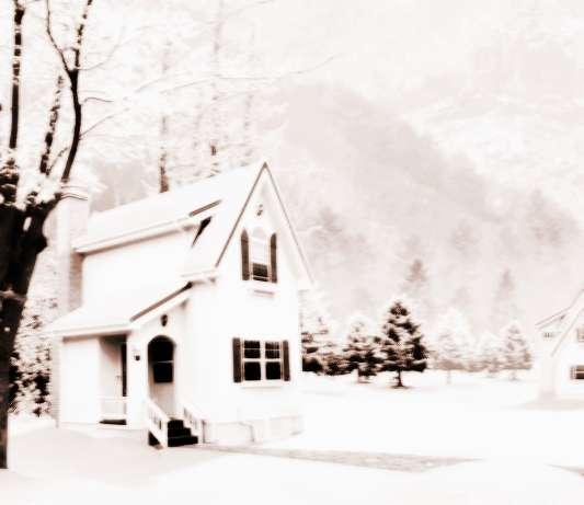 关于冬天的诗句
