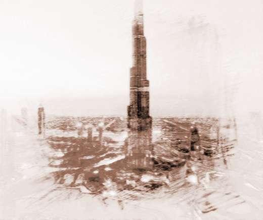 世界最高的楼排行