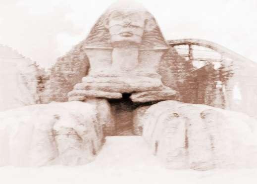 古埃及的神兽;斯芬克斯之谜