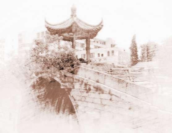 江苏省扬州市龙山风景区
