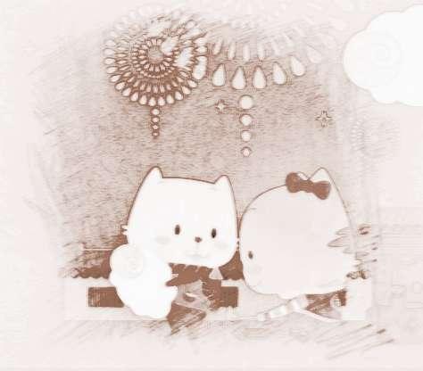 元旦节祝福语素描视频短信椅子图片