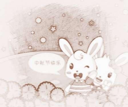 伴你中秋快乐 中秋节的祝福语